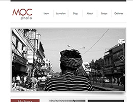 Diseño Web MQC Photo