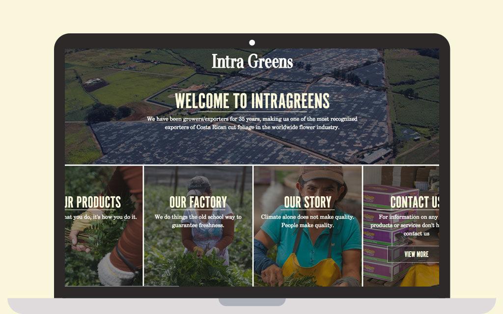 Intragreens